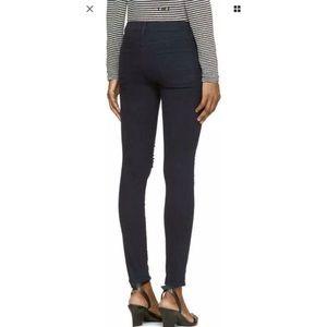 Frame Denim Le Skinny De Jeanna Crop Jeans 26